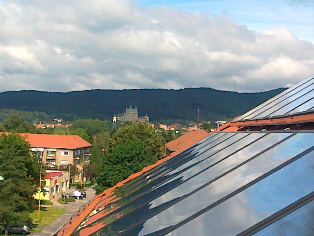 Montáž solárneho systému pre bytový dom v Prievidzi