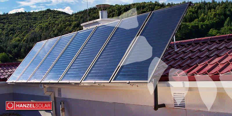 Montáž solárneho systému pre kláštor Bosých karmelitánok