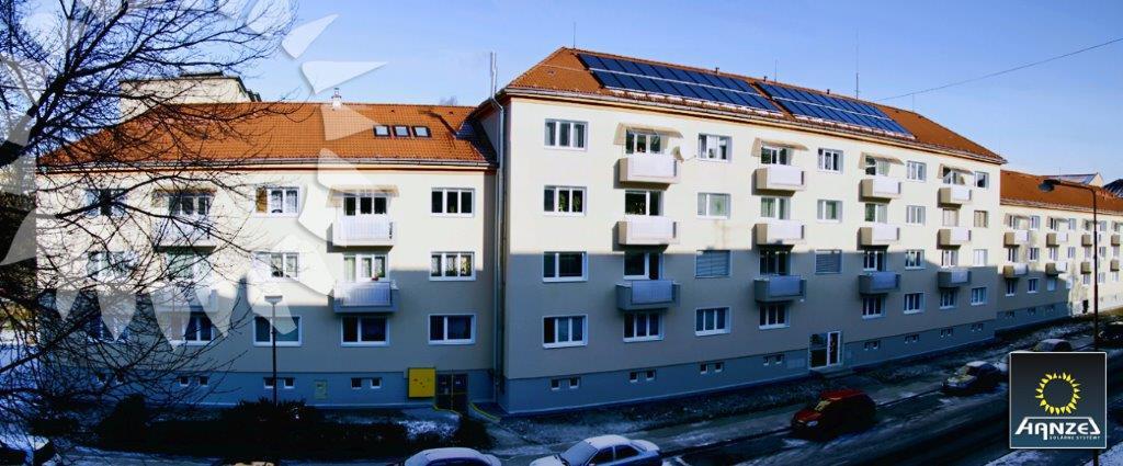 Bytovy dom Prievidza