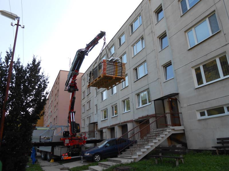 Spoločenstvo vlastníkov bytov Kremnica september 2018